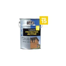 V33 cecil lasure protection active lx515 chen 1l - Peinture grip active v33 ...