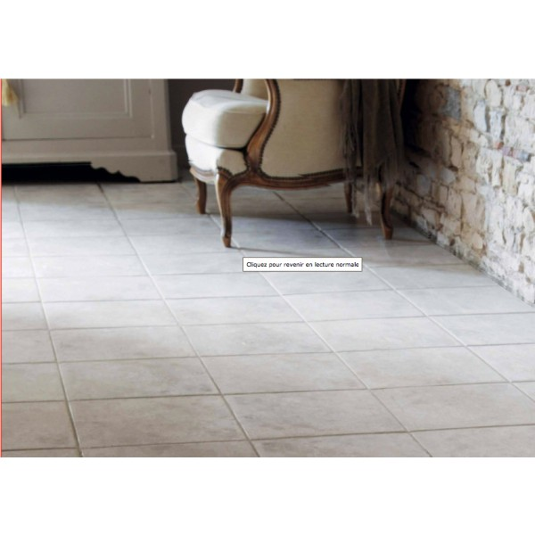 Gr s maill gris clair belize carrelage maill carrelage for Carrelage zellige france