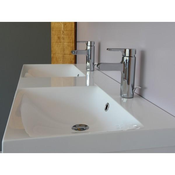 sanijura table vasque 60 cm serie blog. Black Bedroom Furniture Sets. Home Design Ideas