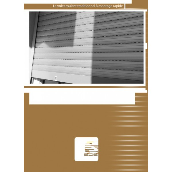 sds volet roulant aluminium 2150x1200. Black Bedroom Furniture Sets. Home Design Ideas
