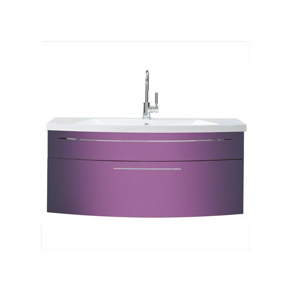 Meuble sous vasque stocco vela a00807 140 for Meuble sous vasque a poser