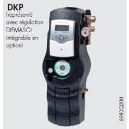 EC157 - STATION SOLAIRE DKP 9-20 - DE DIETRICH