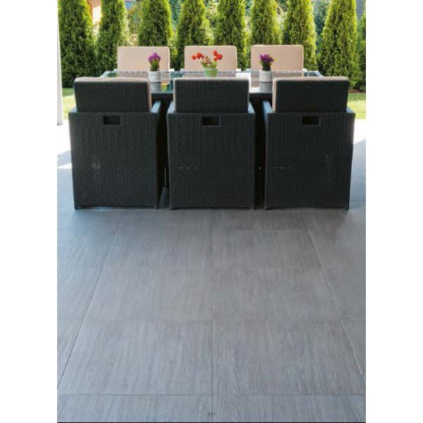 dalles en gr s c rame 60x60cm paisseur 20mm evo 2 mirage. Black Bedroom Furniture Sets. Home Design Ideas