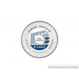 CARAT DISQUE DIAMANT CDC JANTE LISSE 180X25.4