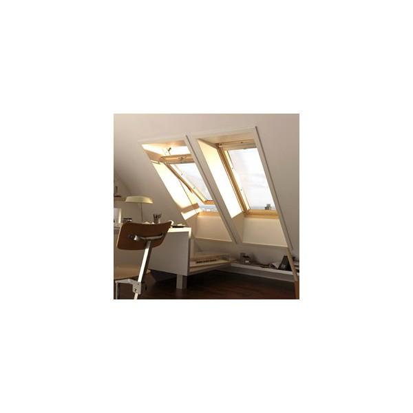 Fen tre de toit ggl 3076 sk06 velux for Fenetre de toit ggl