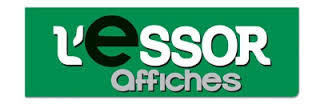 logo essor affiche